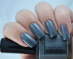 Shark Show, swatched by Polished Lifting