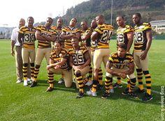 Steelers bumblebee unis