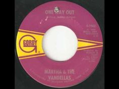 Martha & The Vandellas - One Way Out #NorthernSoul #SoulMusic