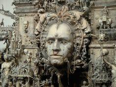 escultura, kris, kuksi