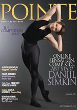 POINTE Magazine Online June/July 2011  Cover