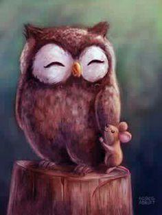 Parrot Bird, Owl Bird, Owl Graphic, Owl Artwork, Owl Clip Art, Whimsical Owl, Paper Owls, Owl Cartoon, Owl Photos