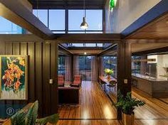 Image result for shipping container home interior plans