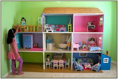 18 Inch American Girl Doll House - American Girls ...