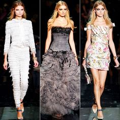 Roberto Cavalli - Milan Fashion Week - Fashion Week Spring 2009 - Fashion - InStyle