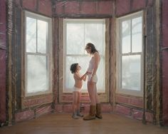 Angela Strassheim: Untitled (Lucian and Katherine), 2005