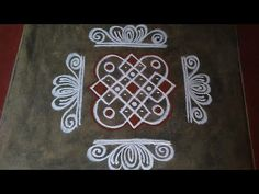 Indian Rangoli Designs, Rangoli Designs Latest, Rangoli Designs Flower, Rangoli Border Designs, Rangoli Ideas, Rangoli Designs With Dots, Rangoli With Dots, Beautiful Rangoli Designs, Simple Rangoli