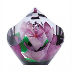 Blossom Time - Restful Places - Limited Editions - Paperweights | Caithness Glass Paperweights