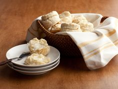 Biscuits from FoodNetwork.com