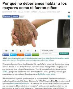Infantilizar el trato a los mayores, otra forma de maltrato  http://www.dependenciasocialmedia.com/2014/04/infantilizar-el-trato-a-los-mayores-otra-forma-de-maltrato/