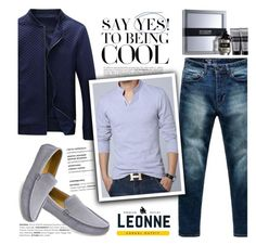"""""""Leonne style!"""" by helenevlacho ❤ liked on Polyvore featuring Viktor & Rolf, men's fashion and menswear"""