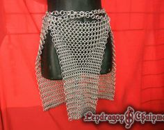 Chainmaille skirt