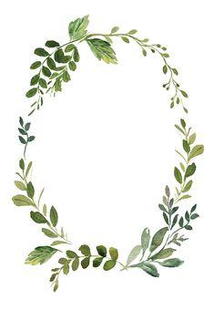 Green wreath – Baby Shower Invitation Template (Free - Wedding World Baby Shower Invites For Girl, Girl Shower, Molduras Vintage, Baby Shower Invitaciones, Babyshower Invites, Baby Shower Invitation Templates, Baby Shower Templates Free, Free Online Invitation Templates, Free Wedding Templates