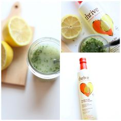 Lemon Herb Vinaigrette - The Taylor House