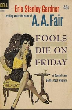 McGinnis, Fools Die On Friday