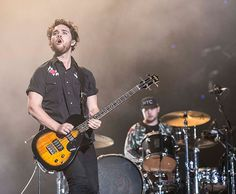 Royal Blood no Palco Mundo (Foto: Inácio Moraes/Gshow)