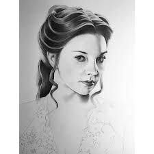 Image result for game of thrones margaery sketches