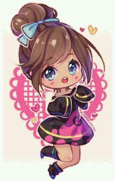 [+Video] Commission - Kawaii Ghosts by Hyanna-Natsu on DeviantArt Chibi Kawaii, Cute Anime Chibi, Kawaii Art, Kawaii Anime, Cute Animal Drawings Kawaii, Kawaii Drawings, Cute Drawings, Drawing Faces, Anime Art Girl