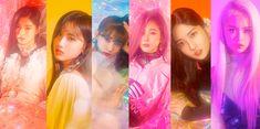 Jpop & Jrock news, lyrics, charts, and music videos Kpop Girl Groups, Kpop Girls, K Pop, Black Phone Wallpaper, Yuehua Entertainment, I Am A Queen, Group Photos, 3 In One, Music Videos