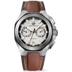 From Girard-Perregaux, the historic Swiss Haute Horlogerie manufacturer, comes the Chrono Hawk