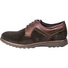 Die Galizio Torresi Onde Freizeit Schuhe bestehen aus einem stimmigen Obermaterial-Mix aus echtem Glatt- und Veloursleder. Die herausnehmbare, gepolsterte Echtleder-Decksohle sorgt für ein angenehmes Tragegefühl.<br /> <br /> - Verschluss: Schnürverschluss<br /> - gepolsterter Schaftrand<br /> - verstärkter Zehen- und Fersenbereich<br /> - flexible Profil-Laufsohle mit rutschhemmender Wirkung<br /> - Schuh-Weite: G<br /...