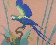 Parrot by Stark Davis