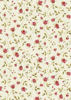 Vintage+Floral_A3+Patterned+paper.jpg 1.131×1.600 píxeles