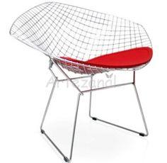 Fábrica de Cadeiras Bertoia Diamante (AÇO Cromado)