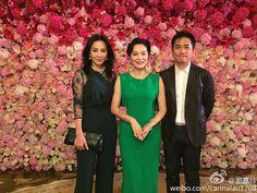 Carina Lau-Brigitte Lin-Tony Leung
