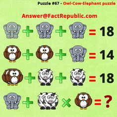 Puzzle Answer Answer is Brain Teasers Riddles, Brain Teasers With Answers, Mind Games Puzzles, Logic Puzzles, Brain Teaser Games, Brain Teaser Puzzles, Brain Games, Interesting Mind Games, Best Mind Games