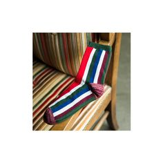 Stripe Mixed Color Socks Cotton Middle Tube Tide Warm Casual Socks ($4.64) ❤ liked on Polyvore featuring men's fashion, men's clothing, men's socks, army green, mens thick socks, mens striped socks, mens animal print socks, mens cotton socks and mens patterned socks