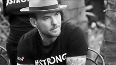 I love the serious side of Matt this was captured from his video session of his new video for #Strong & #SusanGKomen, he is a very deep & caring man <3