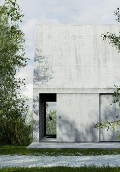 Rzemiosło Architektoniczne / CH house / Poland / 2013
