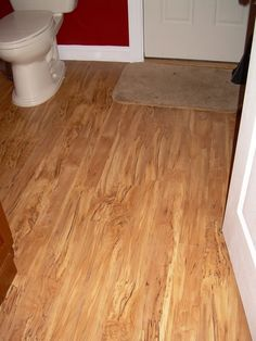 Vinyl is not just for the mud room or play room in your house. Mannington's Adura Vinyl Plank makes a wonderful flooring option for bathrooms. Hardwoods are easily damaged by water, but you don't have to worry about that with Vinyl.  Visit www.unitedflooringgroup.com to schedule an in-home estimate in the Charlotte, Raleigh, and Greensboro areas of North Carolina. Luxury Vinyl Tile, Luxury Vinyl Plank, Vinyl Plank Flooring, Hardwood Floors, Flooring Options, Flooring Ideas, Mannington Adura, Home Estimate, Vinyl Tiles