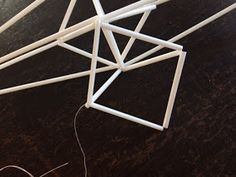 Innostu-Onnistut: Jättitähti -sisustushitti - OHJE Home Decor, Diy Crafts Home, Decoration Home, Room Decor, Home Interior Design, Home Decoration, Interior Design