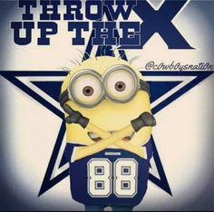 Go Cowboys #minions