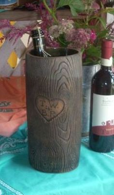 woody wine chiller