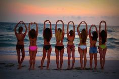 I have got to go to the beach one day with a few friends and take this picture!!
