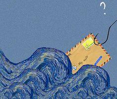 Internet, a vast ocean…