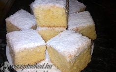 Bögrés raffaelló Hungarian Cake, Hungarian Recipes, Bread Recipes, Cake Recipes, Cooking Recipes, Winter Food, No Bake Desserts, Cake Cookies, No Bake Cake
