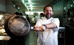 Chef mexicano é premiado com Conjunto da Obra - http://superchefs.com.br/chef-mexicano-e-premiado-com-conjunto-da-obra/ - #50BestAméricaLatina, #ConjuntoDaObra, #EnriqueOlvera, #RestaurantePujol