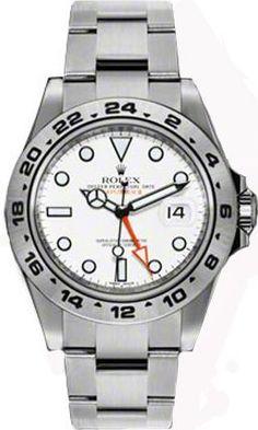 Rolex Watches Collection For Men   Rolex Explorer II 216570 Bijouterie 4e7b1fbc006