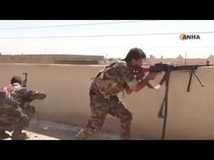 SUPPORT ROJAVA : Fighting between SDF fighters, ISIS