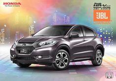 Honda HR-V 1.8L E CVT Special Edition JBL Audio - Dealer Mobil Honda Ahmad Yani Bandung