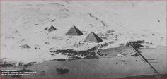 الاهرام والرمال 1917