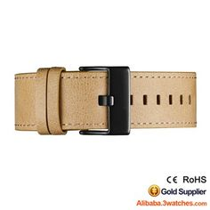Sandstone Genuine leather Watches Strap 3W-S-L20, click picture to designs your own brand watch.