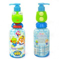 Sữa tắm trẻ em Croong 400ml Pororo - Hotline mua hàng nhanh: 0919 743 069