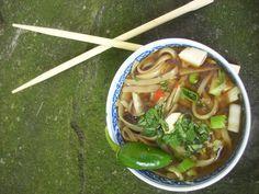 Vietnamese Pho Soup (vegetarian)