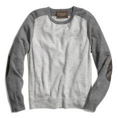 d80fe5a5f19 The Cashmere Crewneck Sweatshirt from Coach Coach Men