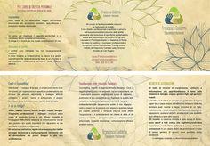 Brochure in/out Francesca Coddetta, Consulente Relazionale